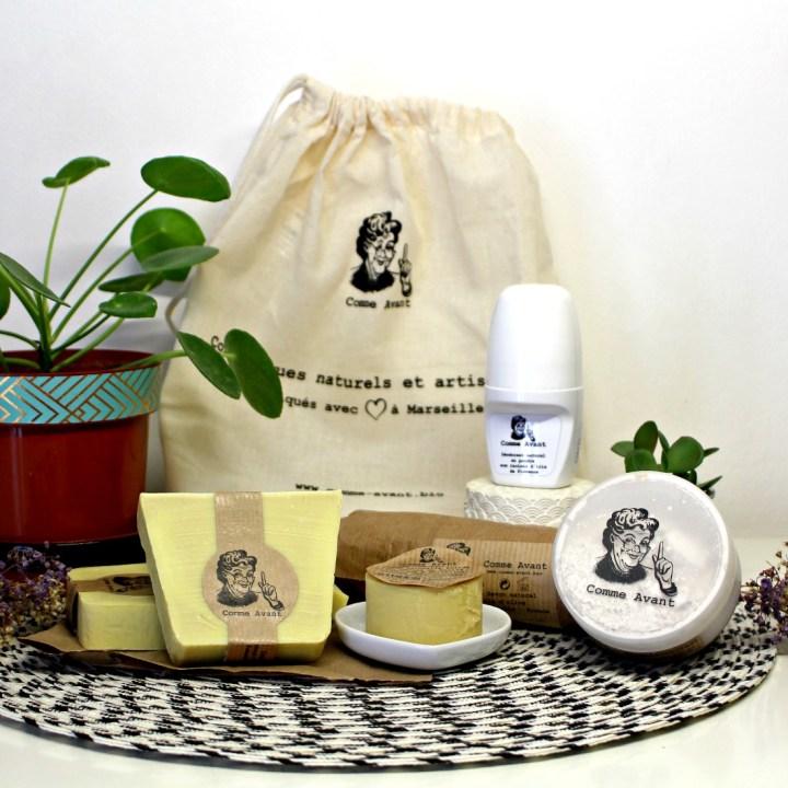 Fabriquer ses cosmétiques et produits d'entretien Comme Avant