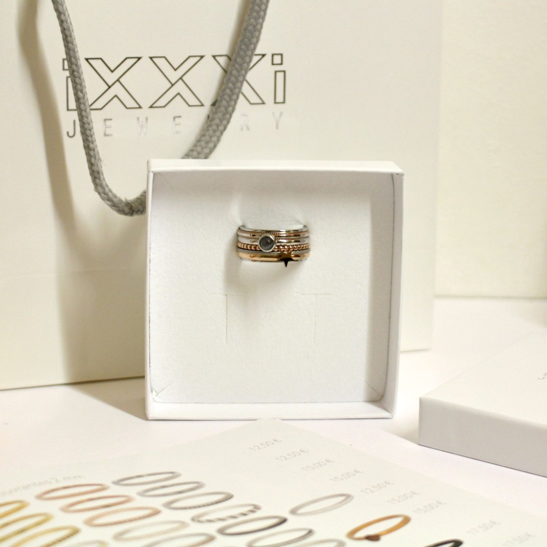 In love : Ma Bague personnalisée IXXXI Jewelry