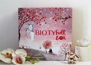 Biotyfull Box de Février la Bienheureuse