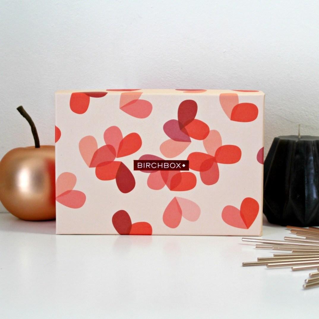 avis birchbox amour fevrier