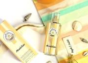 Offre Roger & Gallet : Eau Parfumée Mandarine en édition limitée !