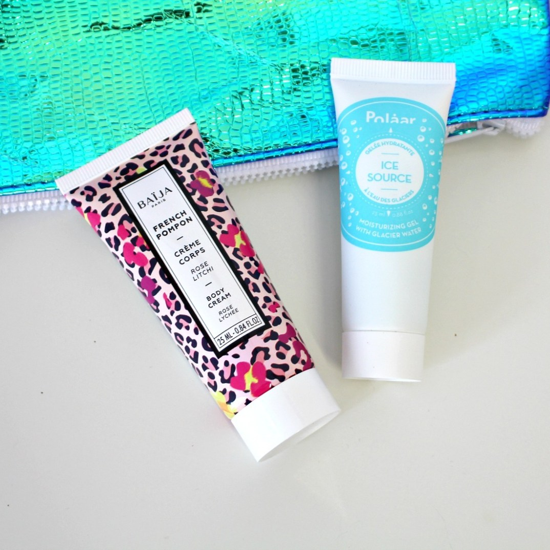 trousse birchbox mermaid vibes