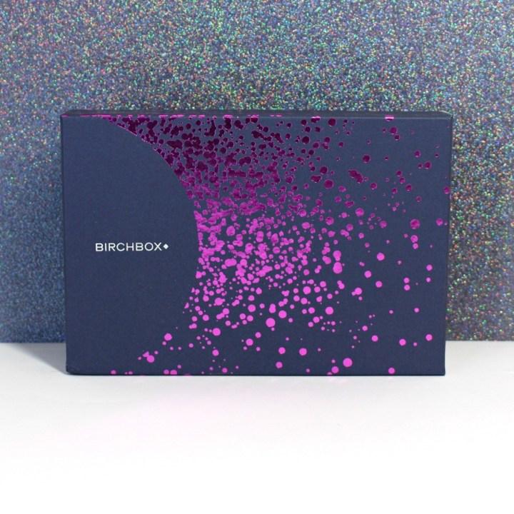 Birchbox d'octobre Belle de Nuit