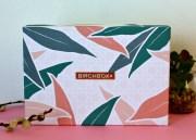 Birchbox au Naturel pour bien démarrer l'année !