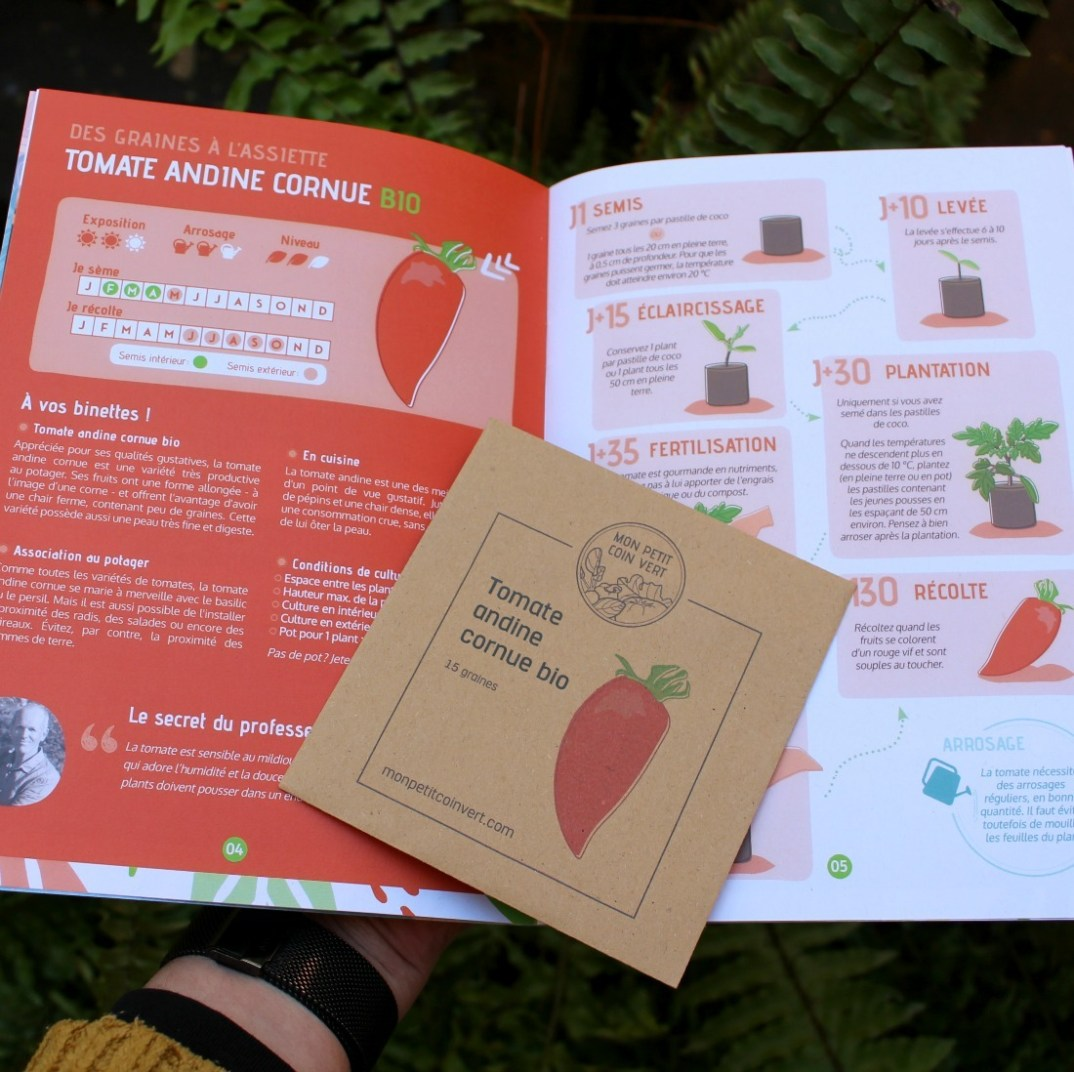 avis box jardinage bio