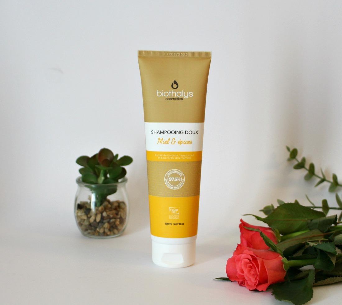 shampooing naturel