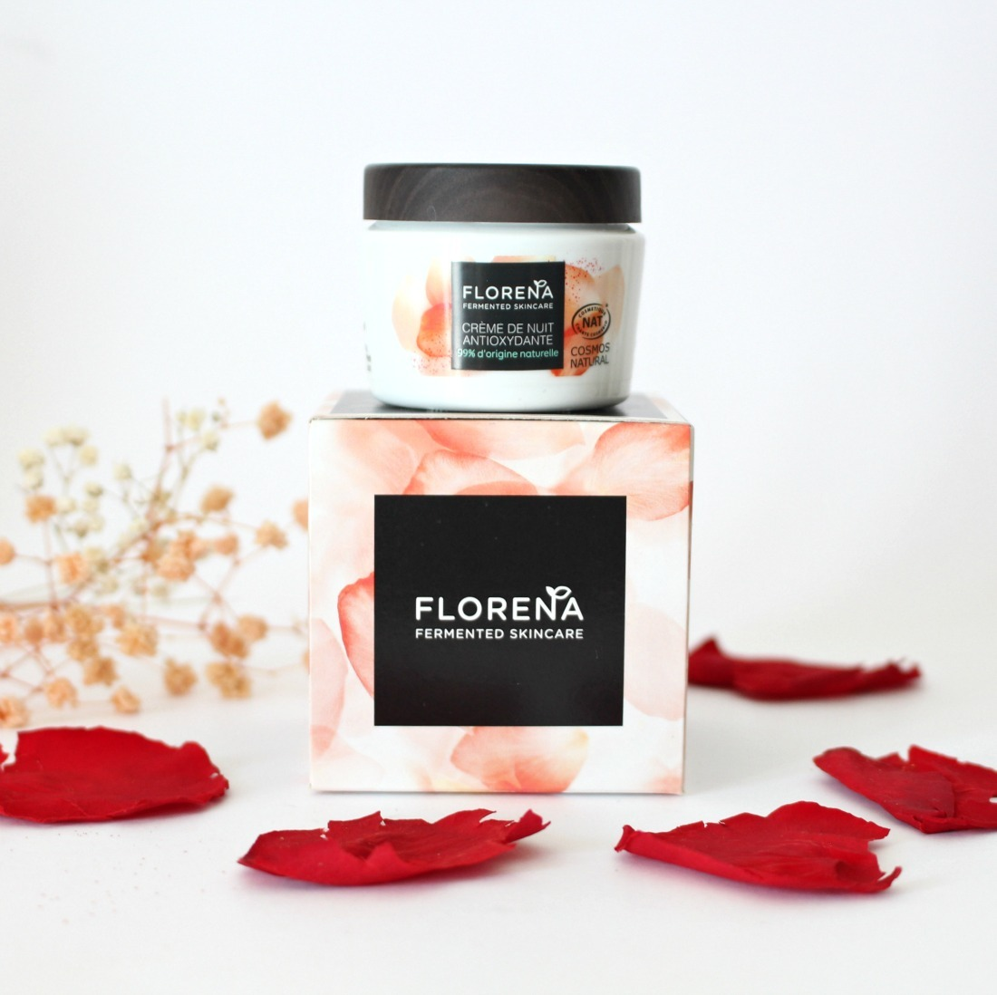 test creme florena