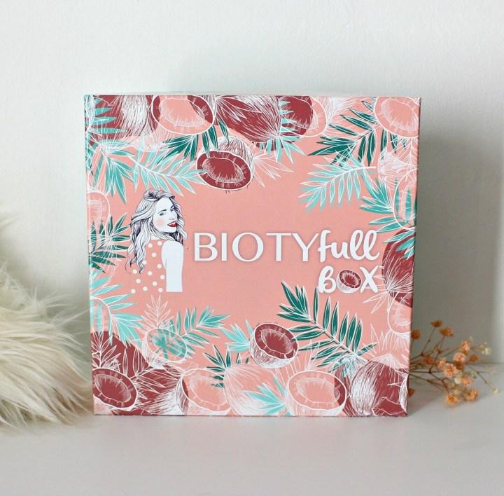 Biotyfull Box COCOoning : du réconfort pour Novembre !