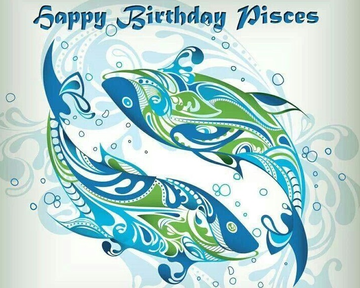 Happy Birthday Wishes For Pisces