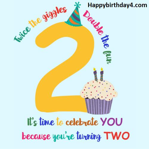 Twice 2nd Birthday - Happy Birthday