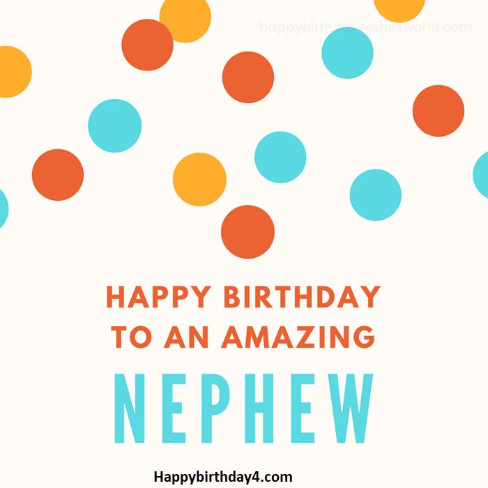 Happy Birthday Nephew