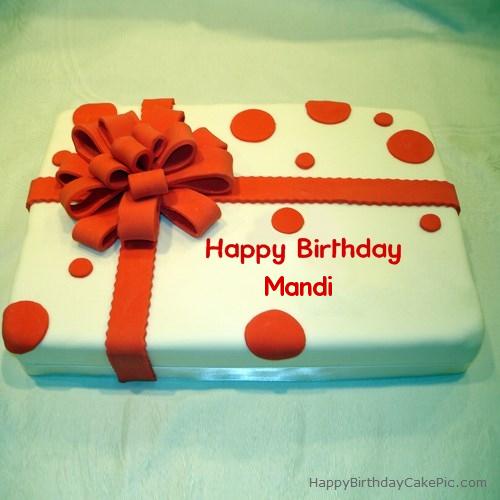 Happy Birthday Cake Name It