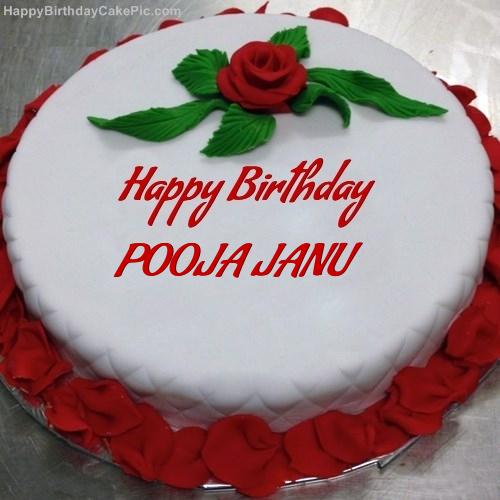 Happy Birthday Images Happy Birthday Image With Name Pooja
