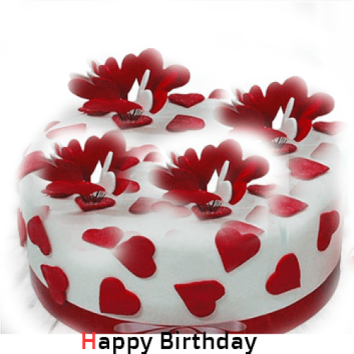 Happy Birthday cake photo wallpapers pics images pictures pics in hd with a namefor lover