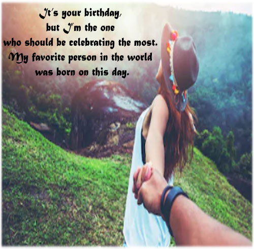 Birthday wishes images pictures photo pics for lover girlfriend