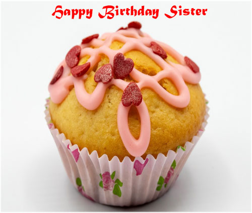 Happy Birthday Sister Images with quotes for facebook