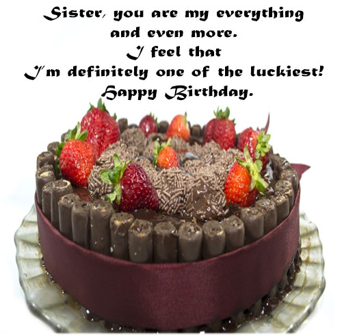 Happy Birthday Sister Images for free hd download