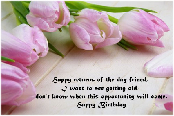 Happy birthday wishes pics for friend HD download