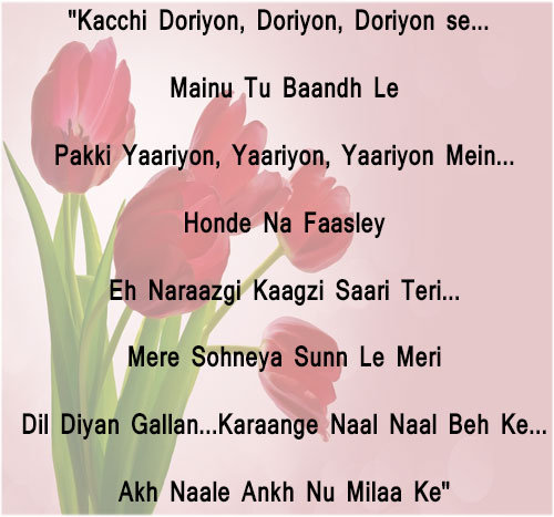 Marriage anniversary wishes in Punjabi