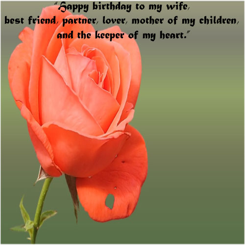 Wife birthday wishes messages quotes images pictures hd download for free