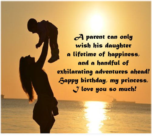 Birthday message imagesfor Daughter girl