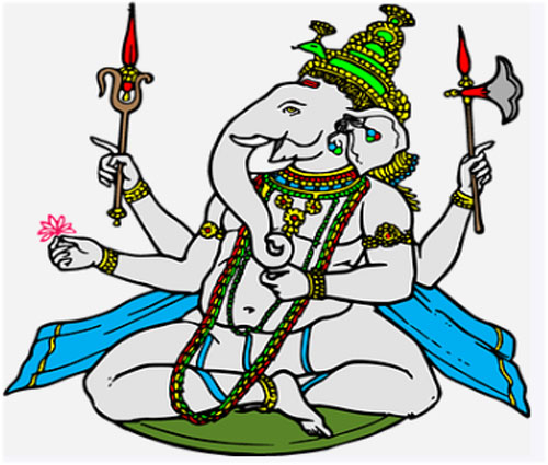 Lord Ganesha Images for Facebook