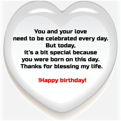 Birthday images for girlfriend with messages