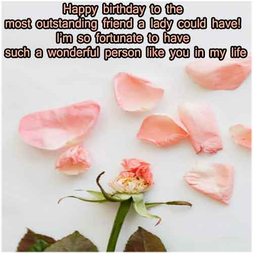Birthday Wishes for Best Girl Friend