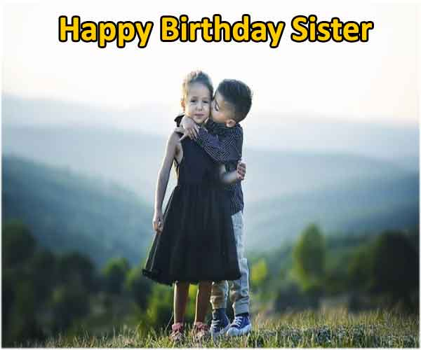 Birthday Wishes For Little Sister From Brother