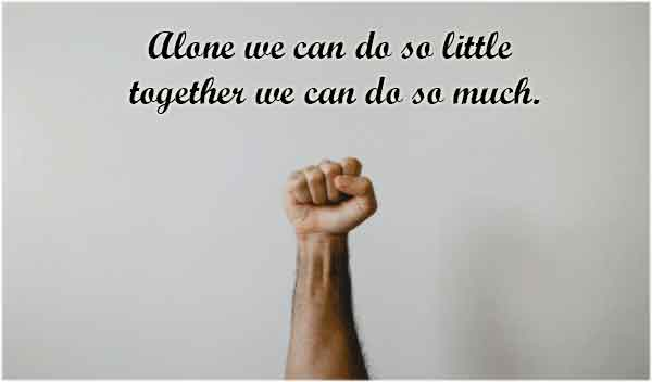 Unity Quotes - Inspirational Strength Love Family Quotes