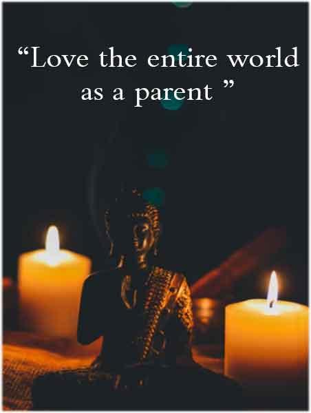 Gautam Buddha Quotes on Love