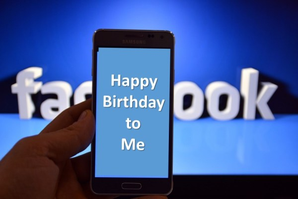 How to Wish Myself Happy Birthday on Facebook