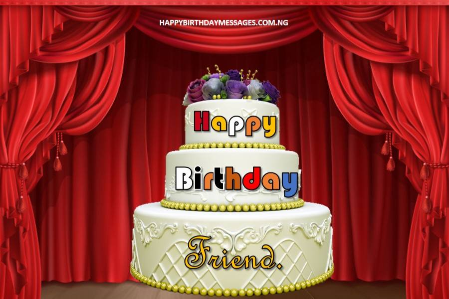 Happy Birthday Quotes Male ~ Happy birthday wishes for a special friend female or male
