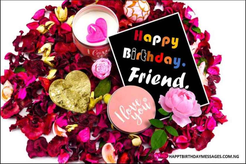 Birthday Quotes for a Special Friend
