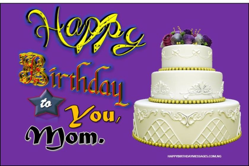 100 Birthday Wishes For Mom From Daughter Or Son