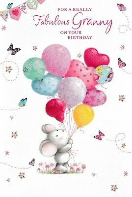 10 Beautiful Cards For A Grandmother S Birthday Happy Birthday To You Dear