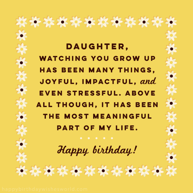100 Birthday Wishes for Daughters - Find the perfect birthday wish