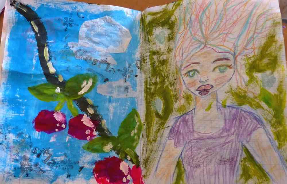 Les Bienfaits de l'Art Journaling