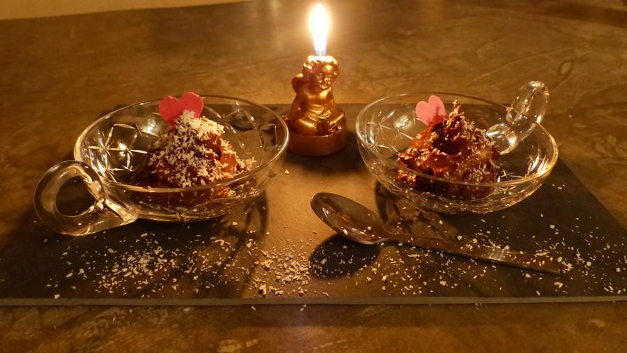 Mousse au Chocolat à l'Avocat