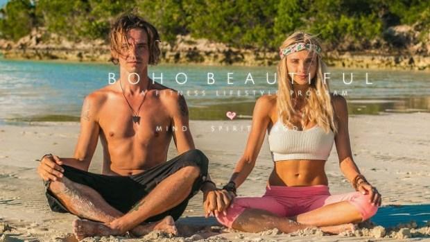 bohobeautiful yoga meditation bien-être fitness cardio