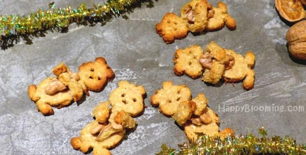 recette bredele alsacien noel facile sans beurre sans gluten