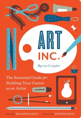 Cover image for ART INC by Lisa Congdon
