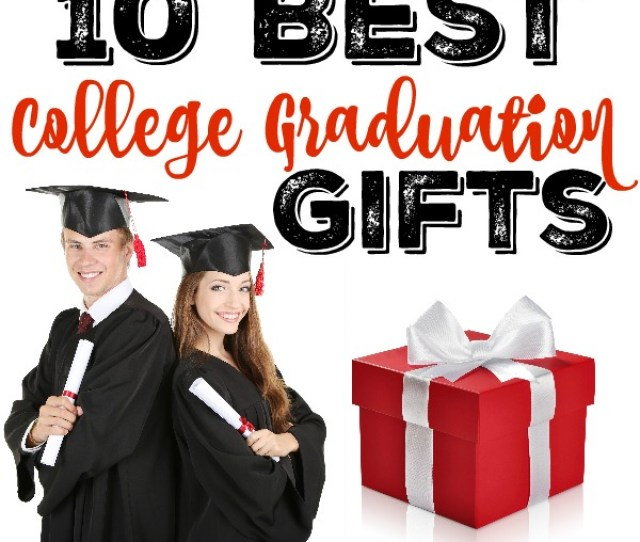 What Im Giving My College Graduate