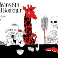 Bookfair poater. 2009