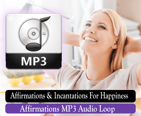 positive affirmations work to reduce stress and increase happiness