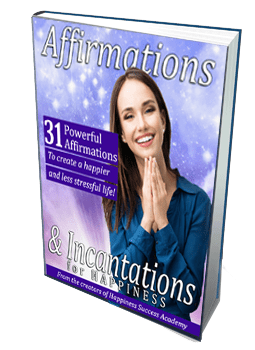 affirmations for happiness book