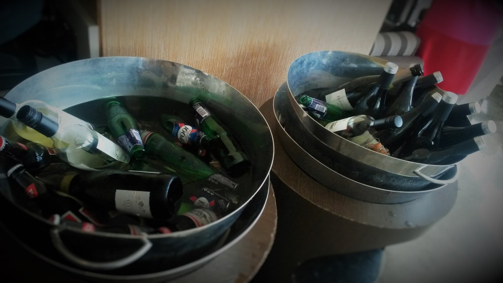 The bottomless booze buckets