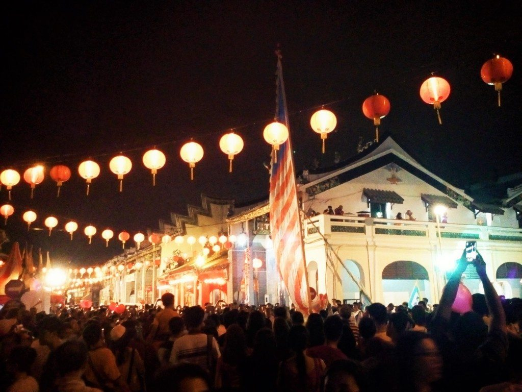 Penang CNY celebration
