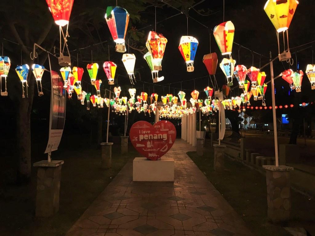 CNY balloons