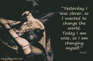 ©HappyChanter change myself